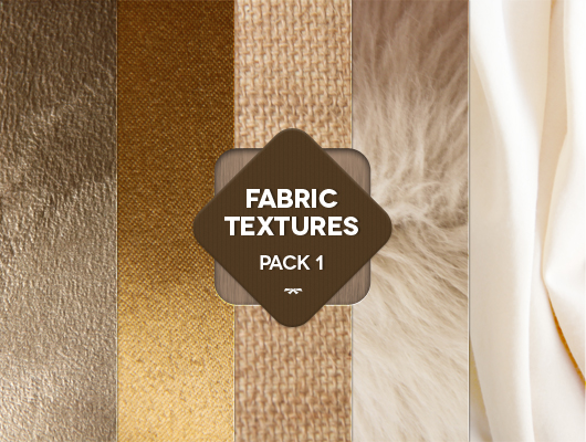 High Resolution Fabric Textures (Pack 1)