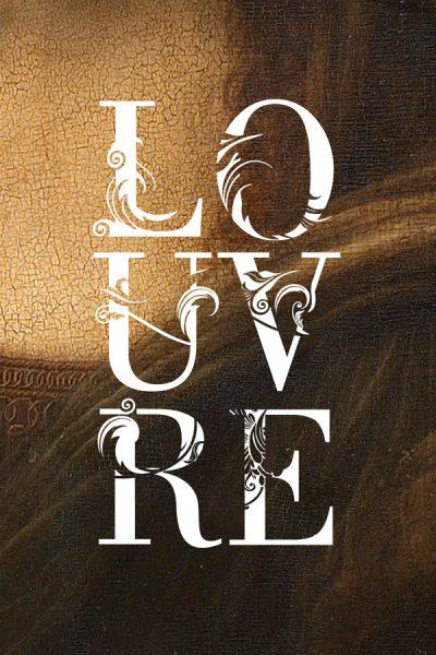 Free font: Louvre