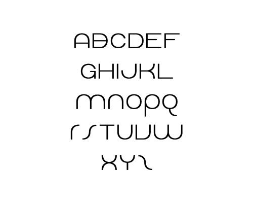 Free font: Dolphin Sans